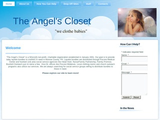 The Angel's Closet