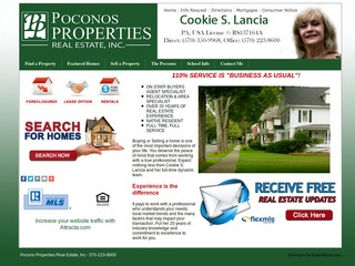 Cookie Lancia / Realtor